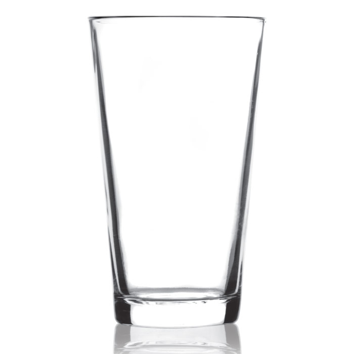 Mixing Beer Glass