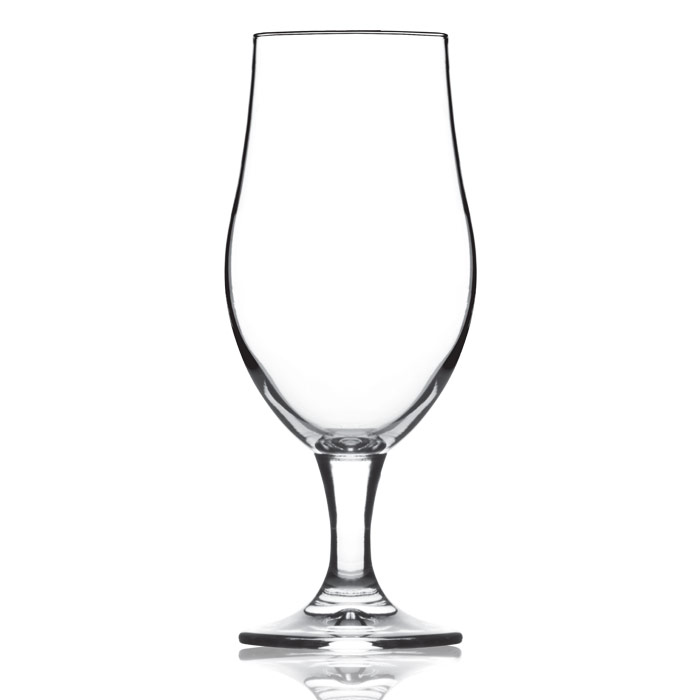 Munique Footed Beer Glass