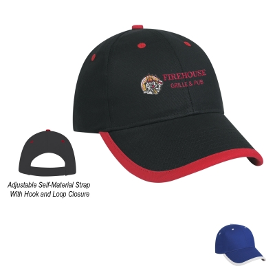 Price Buster Cotton Twill Embroidered Cap
