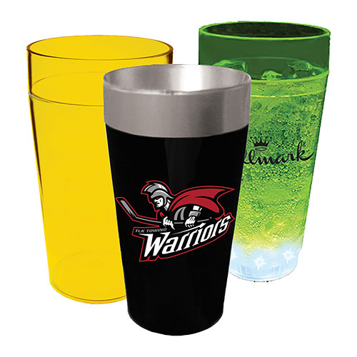 20 oz Styrene Lighted Tumbler