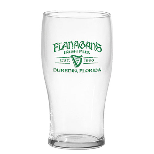 20 oz Large Pub Glass