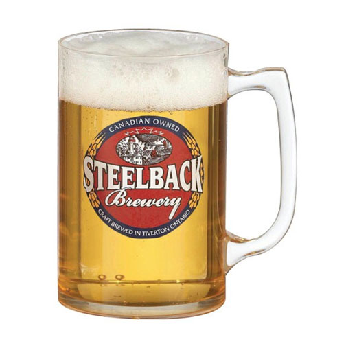 18 oz Smooth Beer Stein