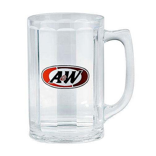 18 oz Fluted Beer Stein
