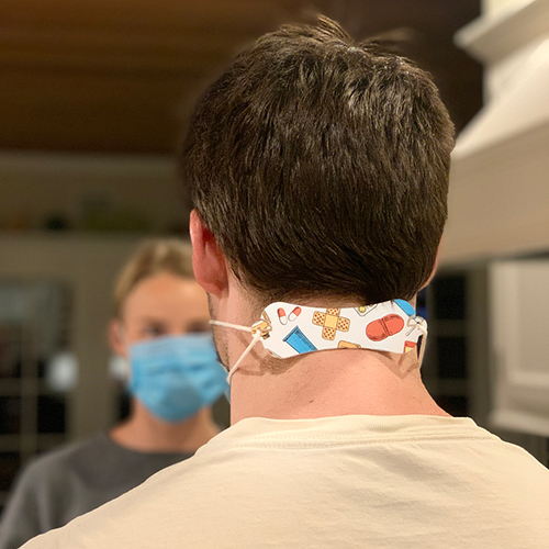 Face Mask Ear Saver