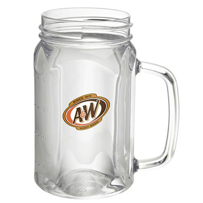 5 oz Mini Mason Jar Beer Taster